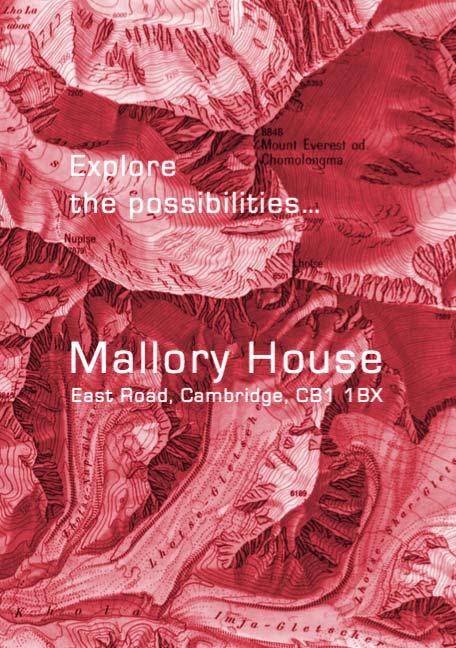 Mallory House Brochure