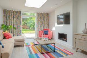 Sorbus Walk Living Room