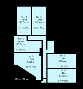 Akeman House First Floor Plan