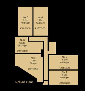 Akeman House Ground Floor