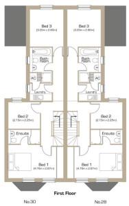 Natal Road First Floor Plan