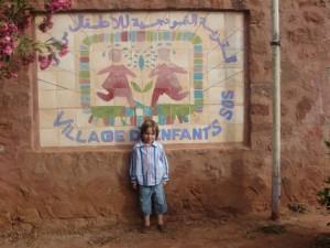 SOS Childrens Village Morocco 2005