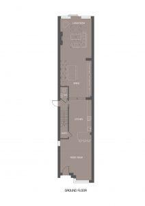 Plots 1, 3 & 5 Ground Floor