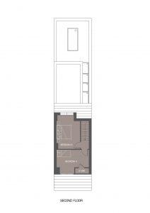 Plots 2, 4 & 6 Second Floor